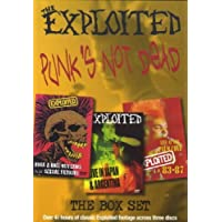 The Exploited - Punk's Not Dead - The Boxed Set