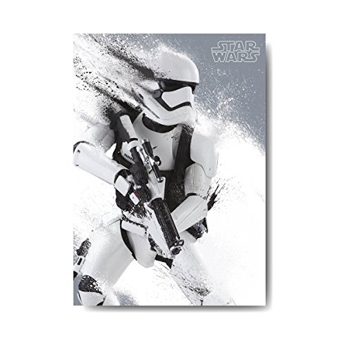 "Star Wars 7 - Din A1 Plakat ""Stormtrooper Grey\"""