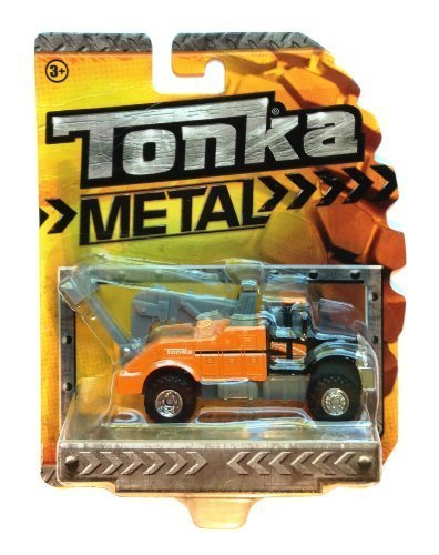 Tonka Die Cast Tow Truck 1:55 Scale by Tonka - Truck Diecast Tow