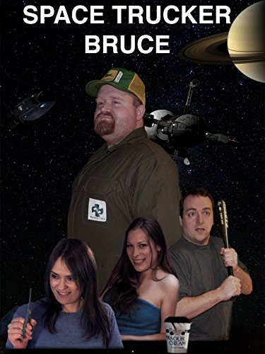 Space Trucker Bruce Cover