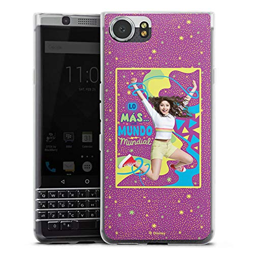 DeinDesign BlackBerry KeyOne Silikon Hülle Case Schutzhülle Soy Luna Fanartikel Merchandise Disney