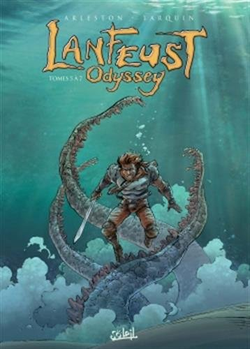Lanfeust Odyssey Coffret II - T5 à T7 par