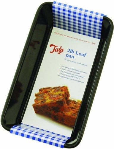 Tala 24.6Cm X 14.6Cm Non Stick 2Lb Loaf Pan by Tala -