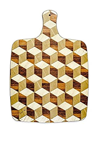 Cheese Board Brown Ivory Neutral Coloured Cheese Platter Melamine cutting board Sharing platter