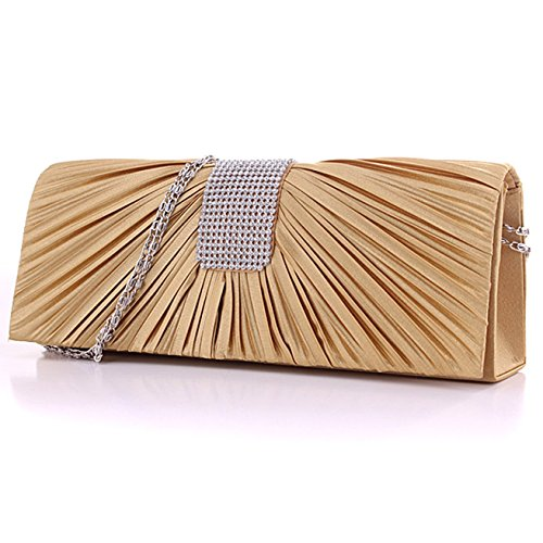 Unknown , Damen Clutch Gold