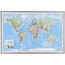Suchergebnis Auf Amazon De Für Weltkarte Gerahmt