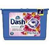 Dash 2en1 Perles Lessive en Capsules Coquelicot & Fleurs De Cerisier 19Lavages