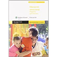Educación emocional. Programa para 3-6 años (2.ª edición) (Educación emocional y en valores)