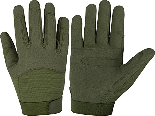 normani United Army Handschuhe Gloves Farbe Oliv Größe M