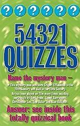 54321 Quizzes (Categorically Quizzes Book 12)