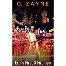 Freaky Toy: Eve's First 3 Firemen (All the Men)