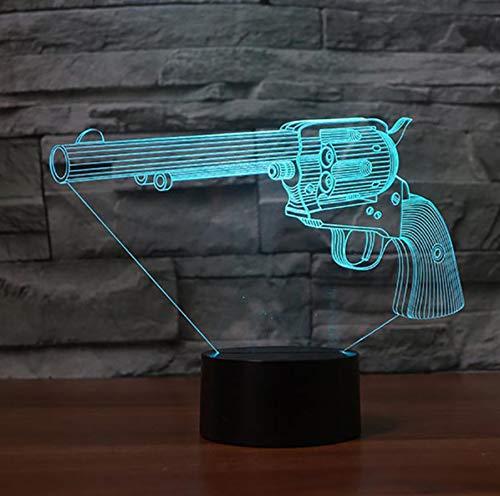 henke Filmrolle Film Modellierung Usb Schreibtischlampe 7 Farben Ändern Nachtlicht Wohnkultur Leuchte ()