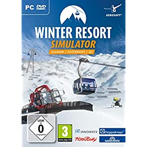 Winter Resort Simulator – [PC]