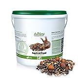 AniForte Garden Premium Squirrel Food 1kg- in a reclosable bucket