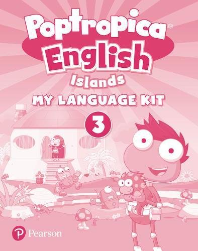 Poptropica English Islands Level 3 My Language Kit + Activity Book pack