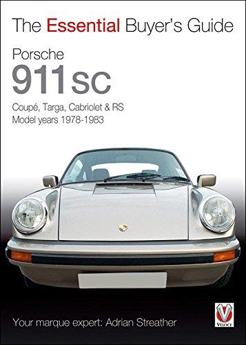 Porsche 911 SC (Essential Buyer's Guide)