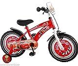 14 Zoll Disney Cars Fahrrad Kinderfahrrad mit Rücktrittbremse 11448