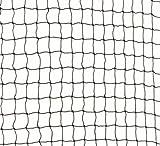 Katzen Schutznetz 3 x 2 schw
