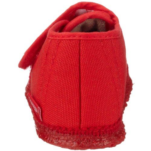 Giesswein Knittelfeld 49122, Chaussures mixte enfant Rouge-TR-SW90