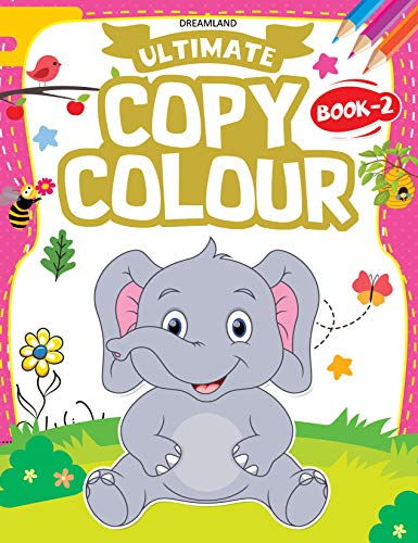 Ultimate Copy Colour Book 2