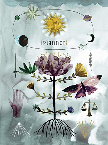 Practical Magic 18-Month Undated Planner