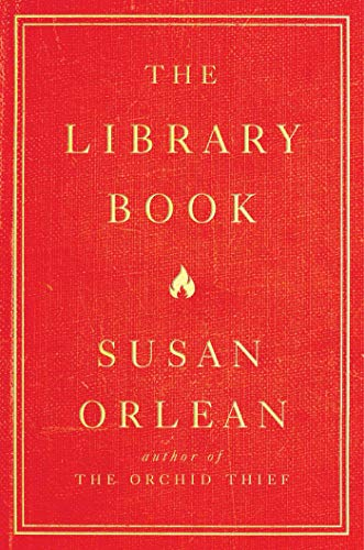 The Library Book por Susan Orlean