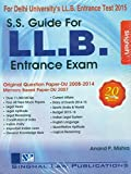 S.S Guide for L.L.B Entrance Exam