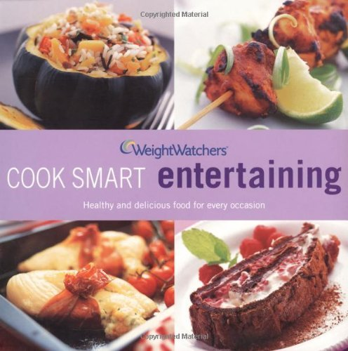 Weight Watchers Cook Smart Entertaining by Jeffrey Moussaie Masson (2010-05-13)