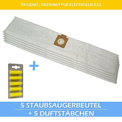 5 Mikrovlies Staubsaugerbeutel + 5 Duftstäbchen Für ELECTROLUX: UZ 940, UZ940 S2, UZ 945, UZ945 Profi Power, Z 940, Z940, Z 950, Z950, Z 951, Z951, Z 951 Pro, Z 955, Z955, Z 970, Z970,Z 990, Z990