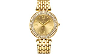Timothy Stone collection BURST STAINLESS - reloj mujer de cuartzo, color Oro