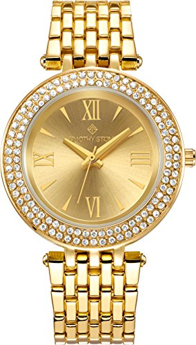 Timothy Stone - Burst Stainless - Montre Femme - Or