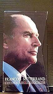 François Mitterrand - Le Pouvoir du temps + Le Temps du pouvoir - Coffret 2 VHS