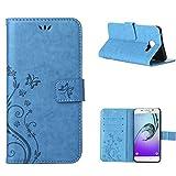 König-Shop Handy Tasche für Samsung Galaxy Schutz Hülle