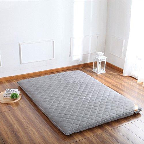 Futon-matratze (Tatami tatamimatte,Bodenmatratze Futon matratze Futon fur das futonbett Dick Groß Einzelmatratze Studentenwohnheim-B 150x200cm(59x79inch))