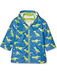 Hatley Zip Up Splash Jacket, Impermeable para Niños