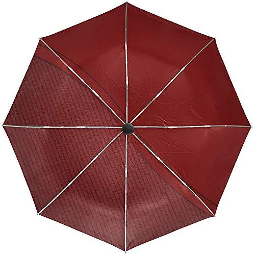 Automatischer Regenschirm bewegt Bunte Hintergrund-Oberflächen-Reise bequemes winddichtes wasserdichtes faltendes Auto offenes nahes wellenartig