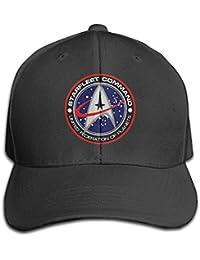 Star Trek Discovery - Property of NCC-1031 Gorra de beisbol Negro efy2O