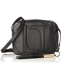 5806, Womens Shoulder Bag, Mehrfarbig (Pitone Natur), 6x14x22 cm (B x H T) Laurel