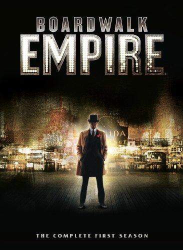 Boardwalk Empire: Complete First Season [DVD] [Region 1] [US Import] [NTSC]