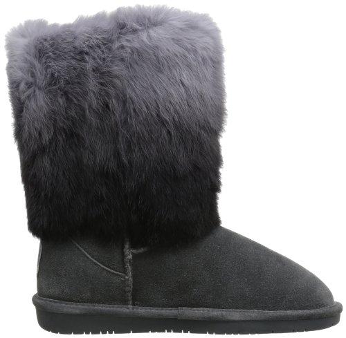 Bearpaw Keely Daim Botte d'hiver Anthracite