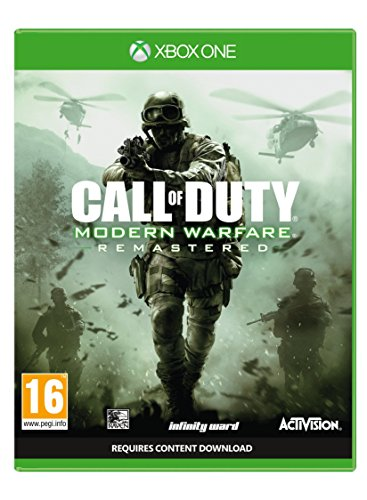 COD Modern Warfare Remastered (Xbox One) Best Price and Cheapest