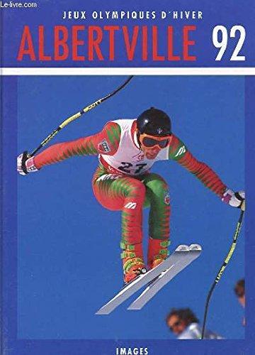 Jeux olympiques d'hiver albertville 92