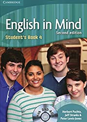 English in Mind Level 4 Student's Book with DVD-ROM by Herbert Puchta (2012-01-09)