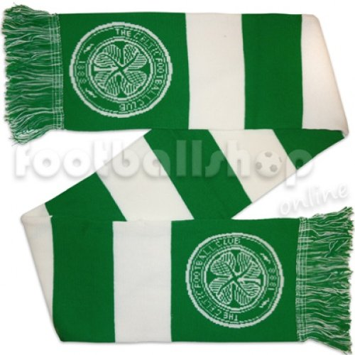 Celtic-Unisex-Bar-5-Scarf-Multi-Colour