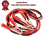 LakhanPal® Premium Car Heavy Duty || Jumper Cable Battery Storage || Wire Clamp