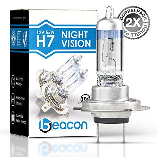 test beacon h7 night vision scheinwerferlampe passt in. Black Bedroom Furniture Sets. Home Design Ideas