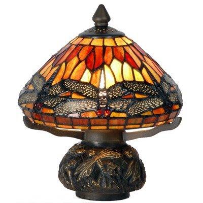 Lumilamp 5LL-9295 Tischlampe Tischleuchte Lampe im Tiffany Stil