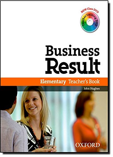 Business Result Elementary: Teacher's Book and DVD Pack