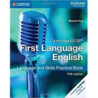 Cambridge IGCSE® First Language English Language and Skills Practice Book (Cambridge International IGCSE)