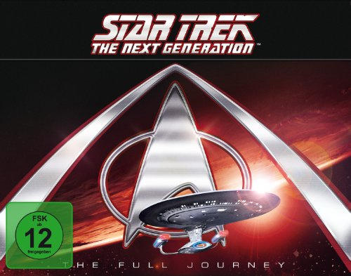 Star Trek: The Next Generation - The Full Journey [49 DVDs]